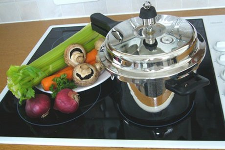 Pressure cooker - quick and easy